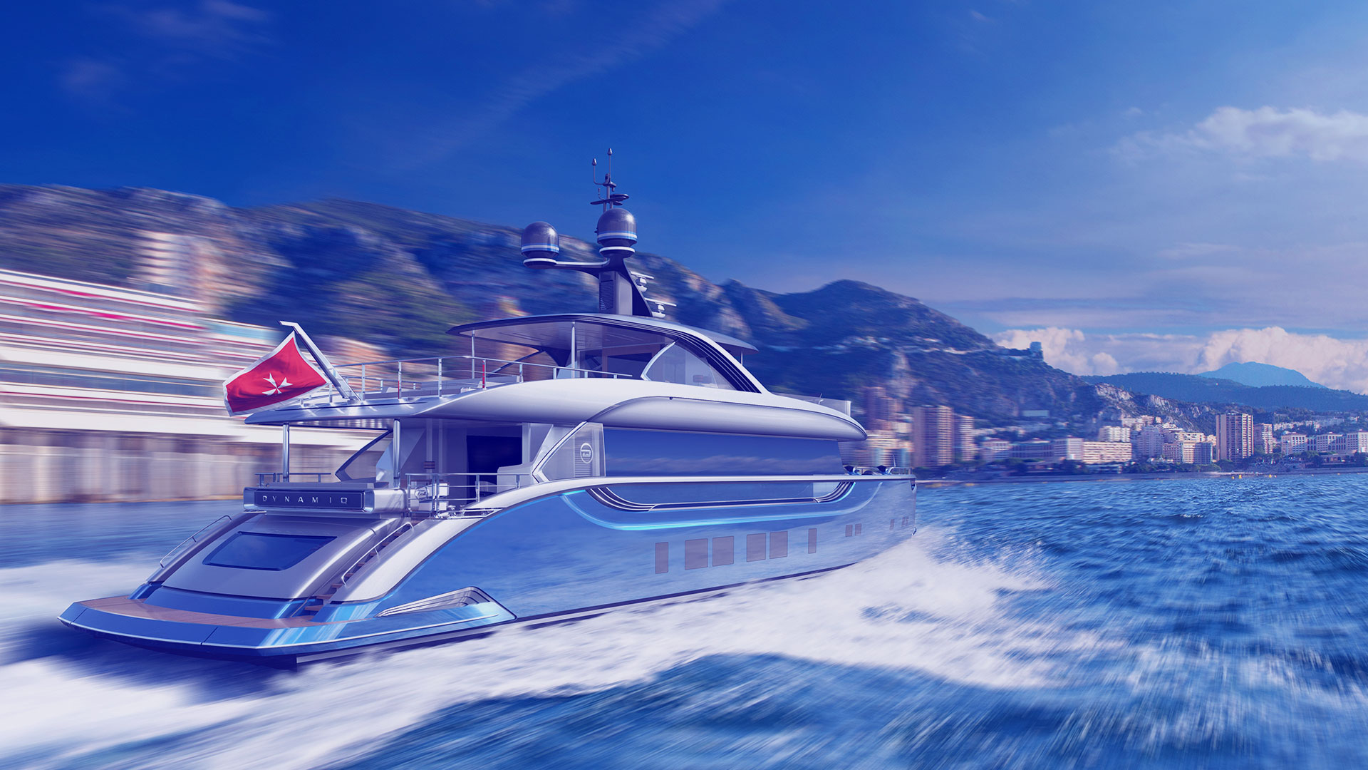 The Ultimate Yacht Toys Helicopters