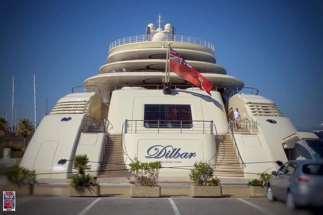Photo by Jarrad @ superyachts_gibraltar